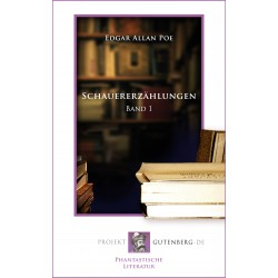 Schauererzählungen Band 1