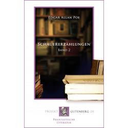 Schauererzählungen Band 2