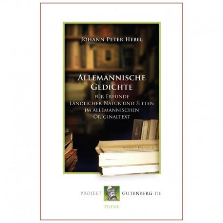 Alemannische Gedichte